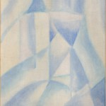 Владимир Стерлигов «Вознесение. Геометрическая композиция» 1967-1969