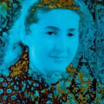 """Стас Намин """"Портрет молодой женщины"""" 2015"""