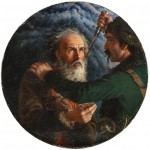"Михаил Скотти ""Подвиг Ивана Сусанина"" 1851"