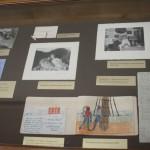Фотографии и рисунки сына художника - Андрея Бакста.