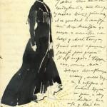 Письмо Л.С. Бакста - Л.П. Гриценко. (1 февраля 1903).