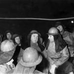 Встреча с горняками шахты Маяк Норильского горно-металлургического комбината. Норильск, 1968