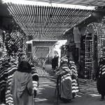 """Яков Халип """"Восточный базар. Марокко"""" 1969"""
