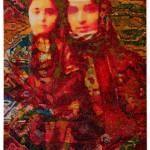 "Стас Намин ""Мадонна с ребенком. 1. Из серии ""Армения"" 2016"