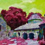 "Стас Намин ""Монастырь Санаин. Утро"" 2015"