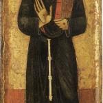 """Mаргаритоне д'Ареццо """"Св. Франциск Ассизский"""""""