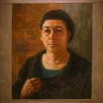 "Александр Волков ""Автопортрет"" 1941"