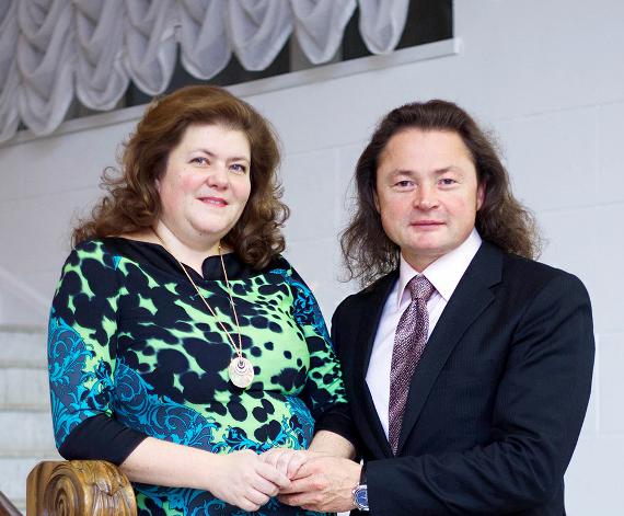 Екатерина и Владимир Семенихины. Из личного архива.