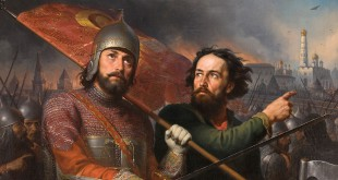 Михаил Скотти. Триптих. 1612–1613.
