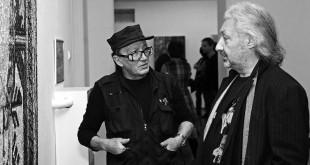 Фоторепортаж с открытия выставки Стаса Намина «Откровенно / Insite Out».