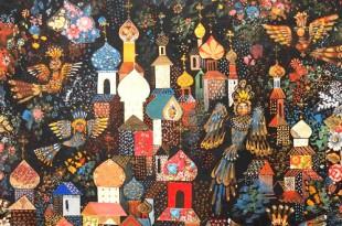 Из мастерской Марины Соколовой.