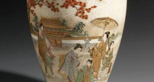 Лекция Анны Егоровой «Красота эпохи перемен: японское искусство периода Мэйдзи (1868-1912)».