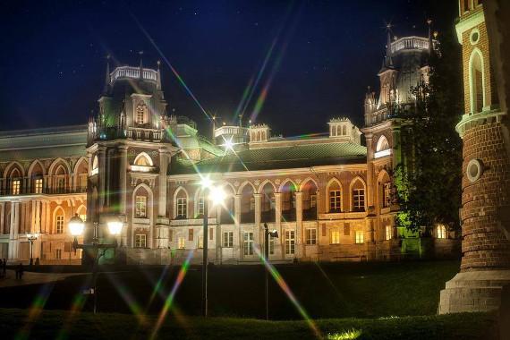 Ночь искусств в Музее-заповеднике «Царицыно».