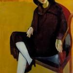 "Давид Штеренберг ""Портрет Лили Брик"" 1910-е"