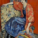 """Елена Киселёва """"Маруся"""" 1913"""