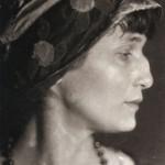 """Моисей Наппельбаум """"Анна Ахматова"""" 1924"""