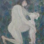 Живопись раннего советского периода творчества художника.