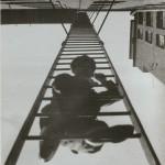 """Александр Родченко """"Пожарная лестница. Из серии """"Дом на Мясницкой"""" 1925"""