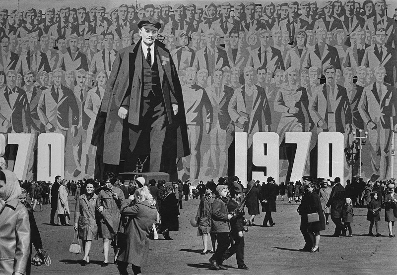 """Всеволод Тарасевич """"Юбилей"""" Ленинград, 1970"""