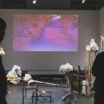 Проект студентов второго курса института проблем современного искусства.