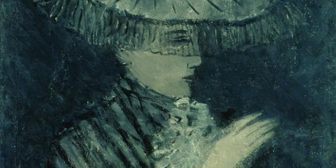 Непарадный портрет. Искусство XX века.