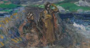 Коровин и ученики.
