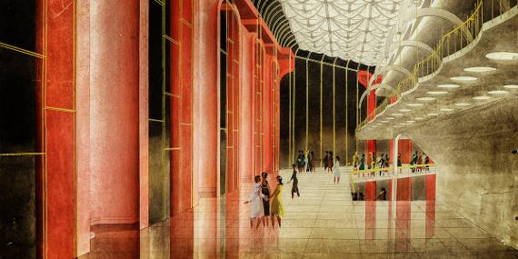 Программа мероприятий к выставке «Мир-театр. Архитектура и сценография в России».