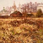 """Евгений Ромашко """"Теплая осень"""" 2014"""