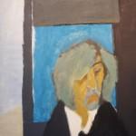 """Виктор Дынников """"Автопортрет"""" 2002"""