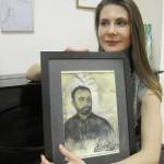 """Основатель и руководитель галереи """"Живая Жизнь"""" Анастасия Данилочкина"""