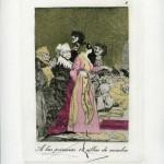 Сальвадор Дали «Всякому и каждому из первых восемнадцати плетеных кресел» 1977