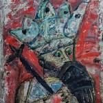 """Валентин Воробьев """"Царь Салтан №1"""" 1962"""