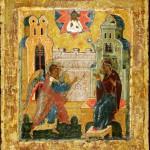 Благовещение. Третья четверть XVI века. Москва (?)