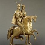 Камерная скульптура в Манеже