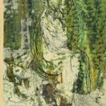 """Михаил Врубель """"Морская царевна"""" 1904"""