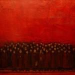 """Александр Кондуров """"Стена"""" 1987"""