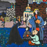 """Василий Кандинский """"Vanitas vanitatum"""" 1907"""
