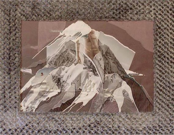 Маша Ив. Горы: цветомузыка.
