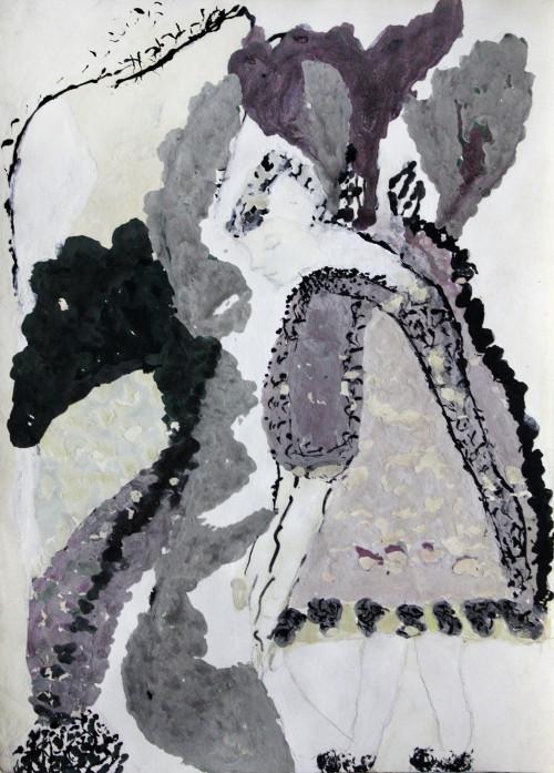 Зинаида Бабина. Сны о жизни вечной. Выставка до 15.01.2017 в Музее наивного искусства в Новогиреево.
