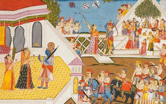 Лекция «Древнее самой истории. Цивилизации долины Инда».