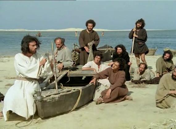 «Мессия» 1975. Режиссер Роберто Росселлини.