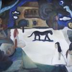 Гаянэ Хачатрян «Черный барс» 1972