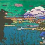 """Василий Кандинский """"Медведь"""" 1907"""