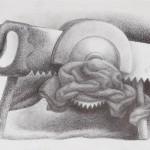Персональная выставка известного московского мастера концептуальной живописной пластики.