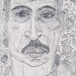 Сергей Параджанов «Петя. Тюремные рисунки» 1975