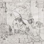 Ладо Гудиашвили «Восточная миниатюра» 1920-е