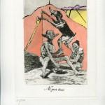 Сальвадор Дали «Пусти» 1977
