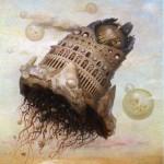 Выставка произведений Александра Бурганова, Марии Бургановой, Михаила Горшунова и Светланы Бобровой.