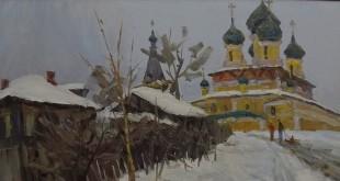 Рождественская выставка. 2017.