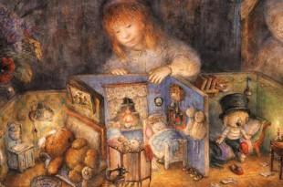 Каждый вечер перед сном. Юбилейная выставка Юрия Норштейна.